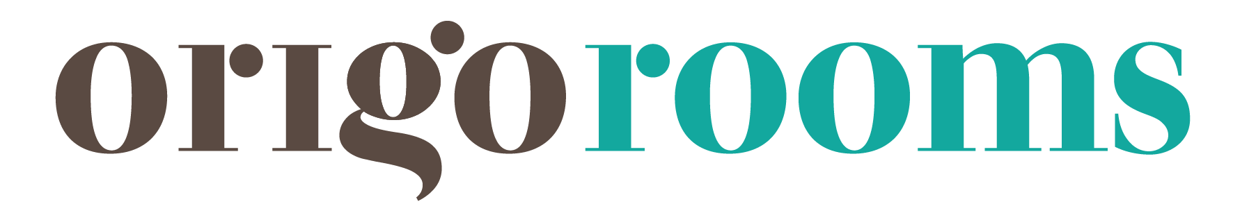 Logotipo Origorooms