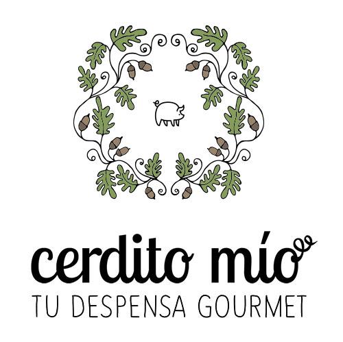 Logotipo Cerdito Mío