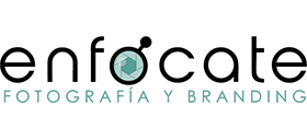 Logotipo Enfócate Branding