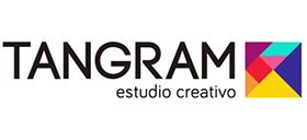 Logotipo Tangram estudio