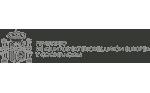 Logotipo Ministerio de Asuntos Exteriores, Unión Europea y Cooperación