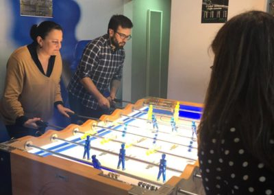 Ivory Games - Futbolín Equipo ROES