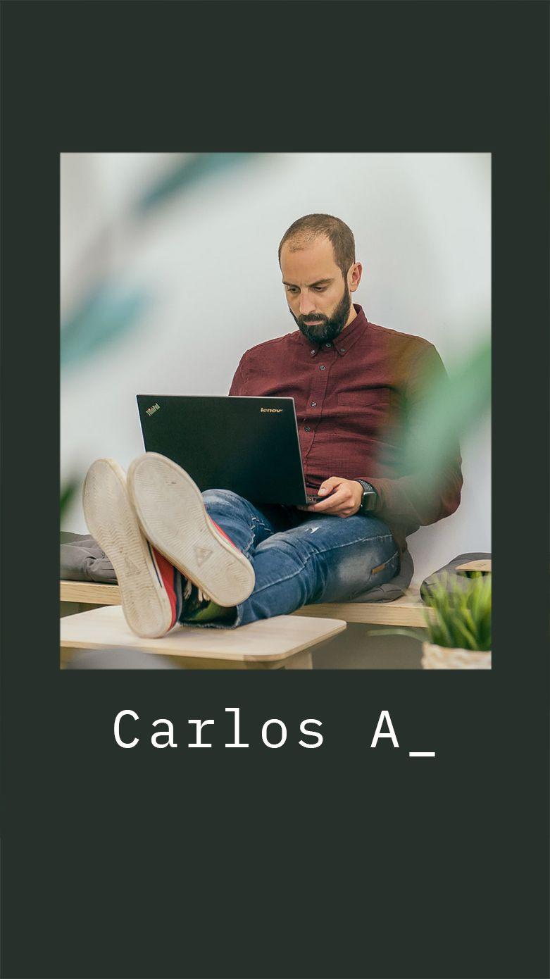 Equipo Ivory - Carlos A