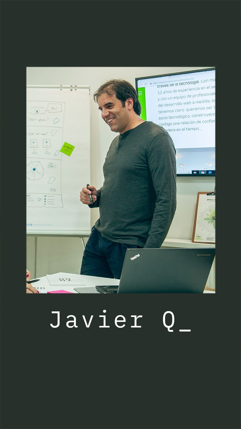 Equipo Ivory - Javier Q