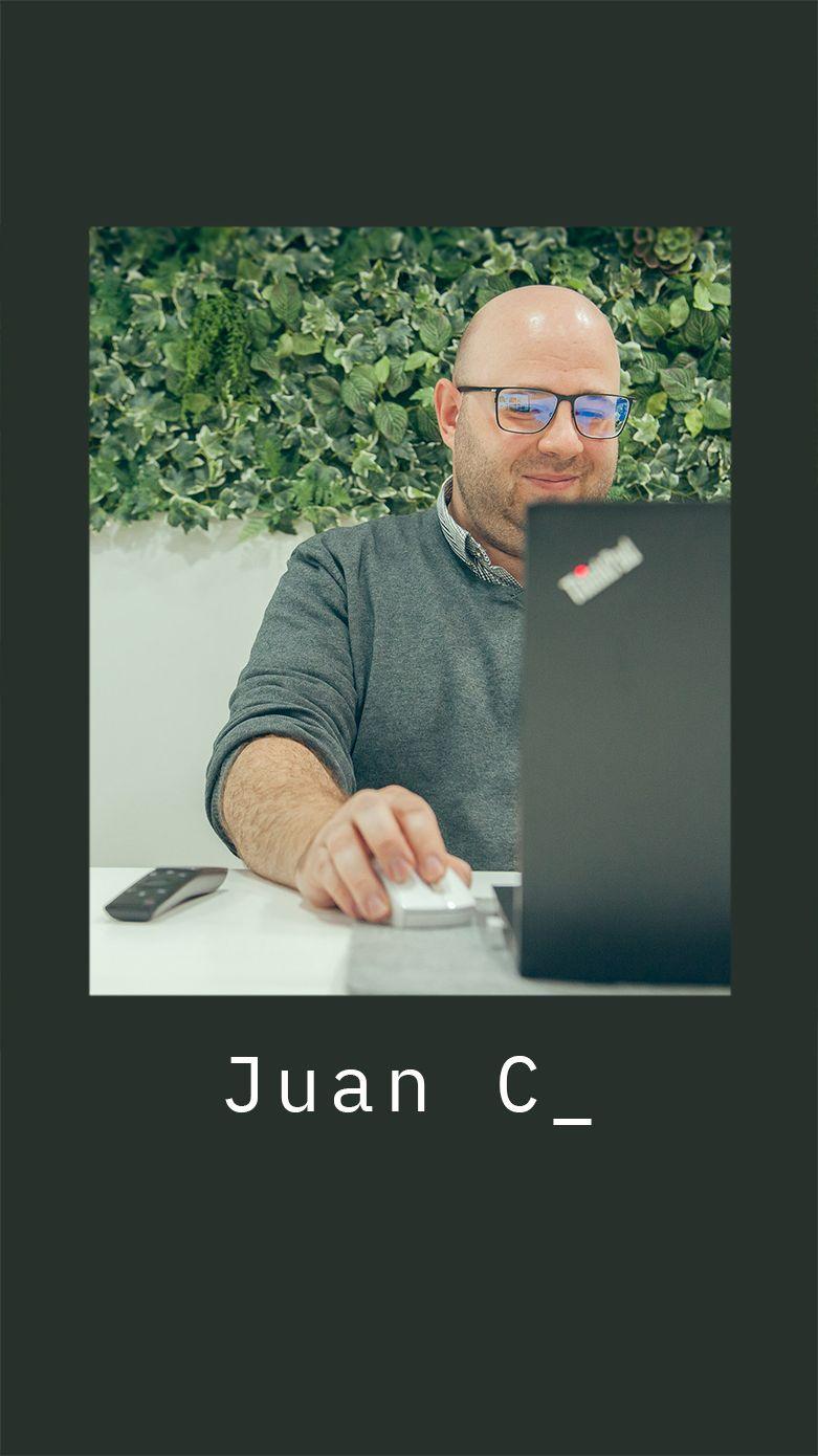 Equipo Ivory - Juan C