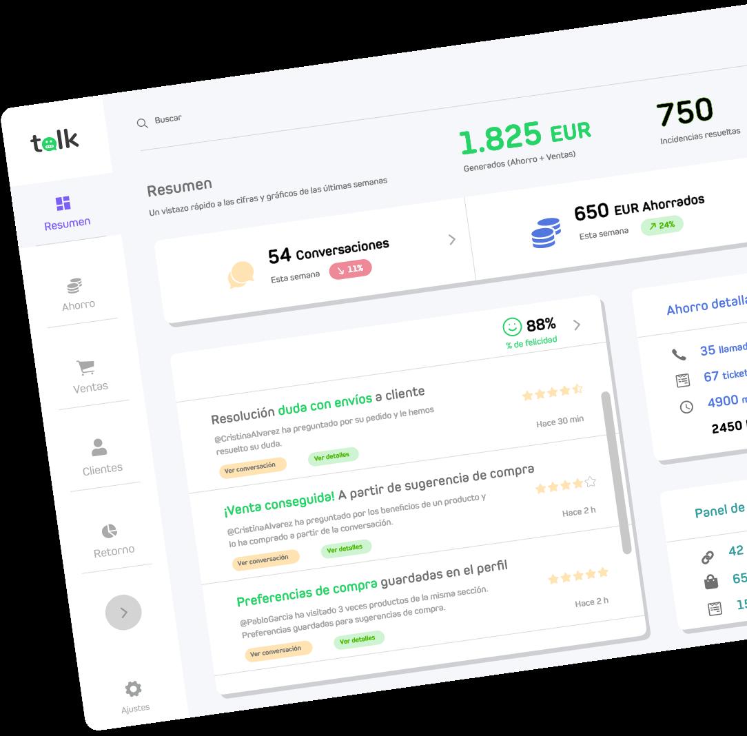 Chatbot para ecommerces