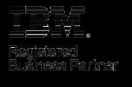 Logotipo IBM Registered Business Partner