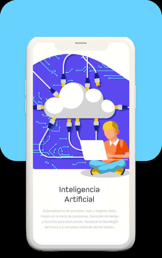 MockUp Inteligencia Artificial